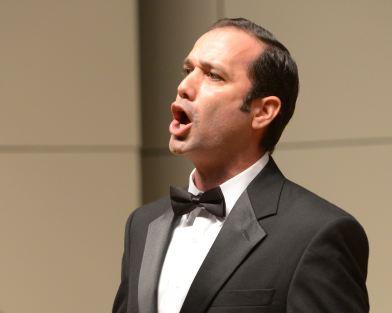 Alejandro Magallon-singing