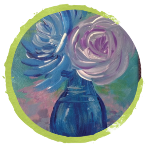 CIRCLED_Monet for a Day floral