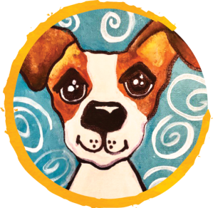 pet portraits_circled